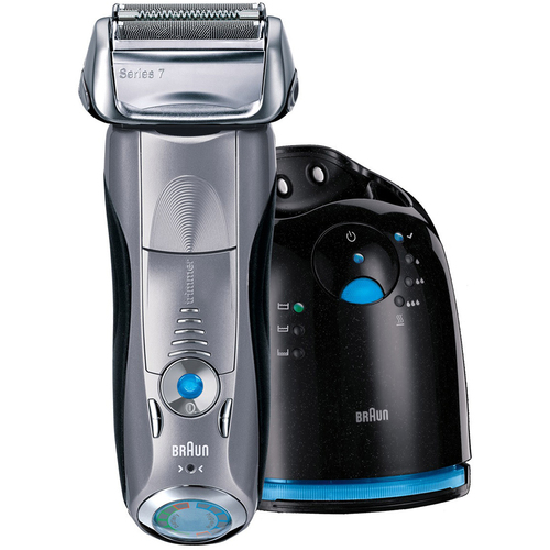 Braun Series 7 790cc-4 Cordless Electric Foil Shaver w/ Clean and Charge Station