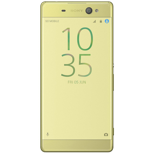 Sony Xperia XA Ultra 16GB 6-inch Smartphone, Unlocked - Lime Gold - OPEN BOX
