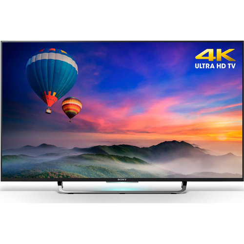 Sony XBR-43X830C - 43-Inch 4K Ultra HD Smart Android LED HDTV - OPEN BOX