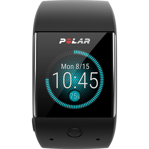 Polar M600 Sports GPS Smart Watch Black - 90063087