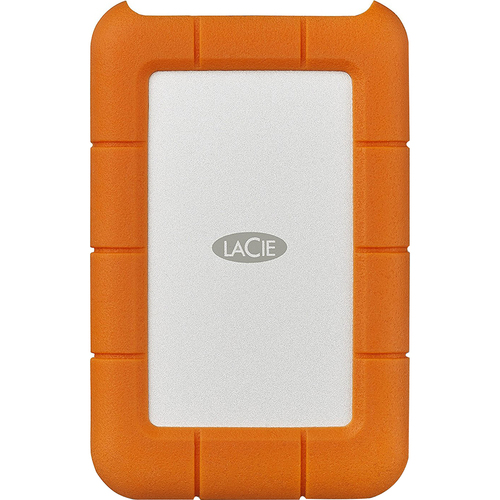 LaCie 2TB Rugged USB-C and USB 3.0 External Hard Drive - STFR2000800