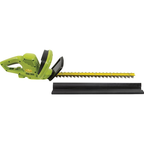 Sun Joe 22 Inches 3.5 AMP Electric Hedge Trimmer with 120 Volt (Green) HJ22HTE
