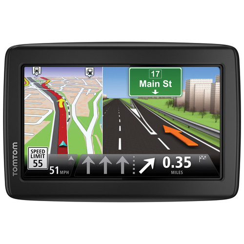 TomTom VIA 1415M Automotive Mountable GPS Navigation Device