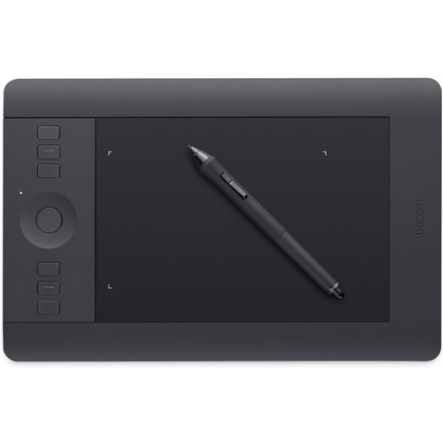 Intuos Pro Pen & Touch Tablet Small Refurbished w/ Corel Suite 17 Bundle