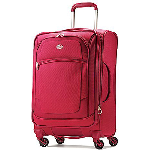 American Tourister iLite Xtreme Spinner 21 - Cherry - OPEN BOX