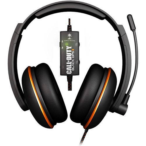 Turtle Beach Call of Duty: Black Ops II KILO Limited Edition Stereo Gaming Headset - OPEN BOX