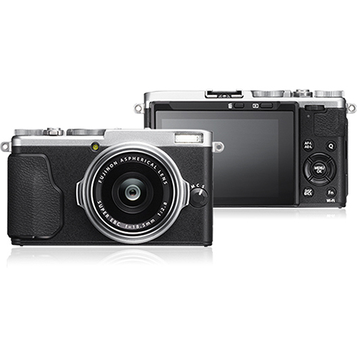 Fujifilm X-70 16.3MP X Series Compact Digital Cam w/ FUJINON 18.5mm F2.8 Lens - OPEN BOX