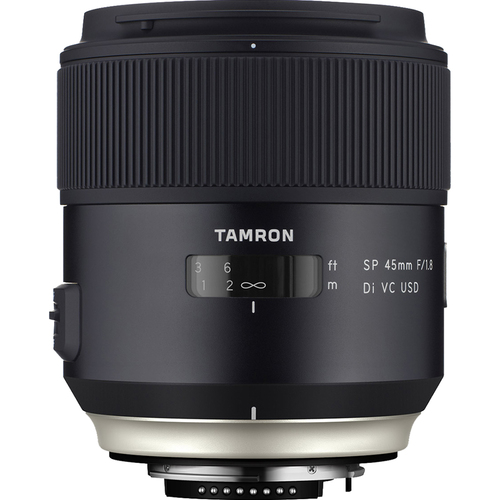 Tamron SP 45mm f/1.8 Di VC USD Lens for Canon EOS Mount (AFF013C-700) - OPEN BOX