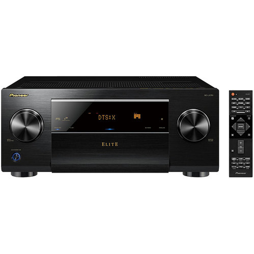 Pioneer Elite SC-LX701 9.2ch Wi-Fi & Bluetooth Network AV Component Receiver, Black