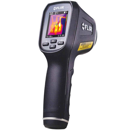 Spot Thermal Camera - Compact & Durable w/ Internal Storage TG165