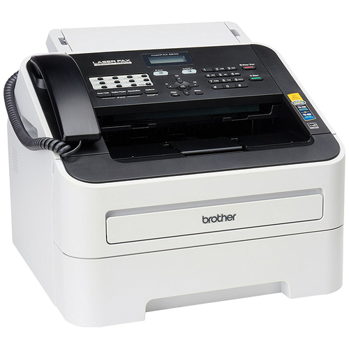 Brother Plain Paper Laser Fax