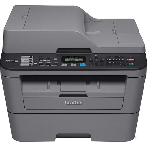 Brother Compact All-in-One Laser Printer w/ Wireless Networking - MFC-L2700DW