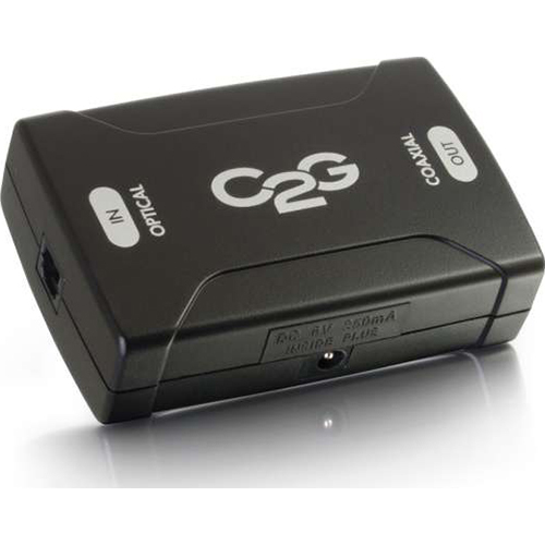 C2G Optical Coax Audio Converter