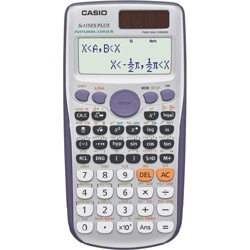 Casio Inc Scientific Calc 417 Function