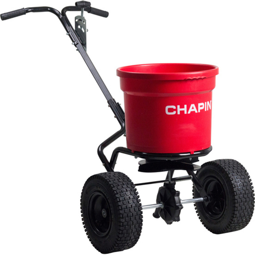 Chapin 80lb Professional Spreader Red