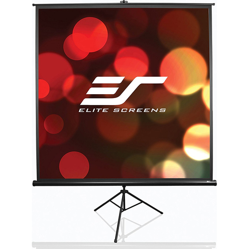 Elitescreens 85` 1 1 Tripod Portable