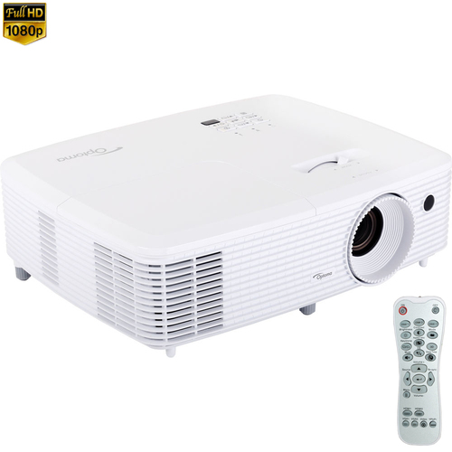 Optoma HD27 1080p 3D DLP Home Theater Projector - Certified Refurbished