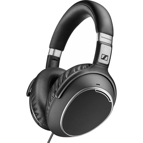 Sennheiser PXC 480 Wired, Closed, Around-Ear Active Noise-Canceling Headphones