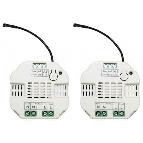 Aeon Labs Aeotec Z-Wave Micro Dimmer 2nd Edition DSC27103-ZWUS 2 Pack