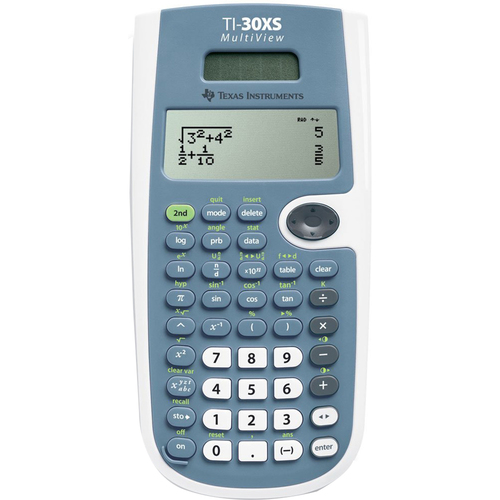 Texas Instruments TI-30XS MultiView Calculator - 30XSMV/TBL