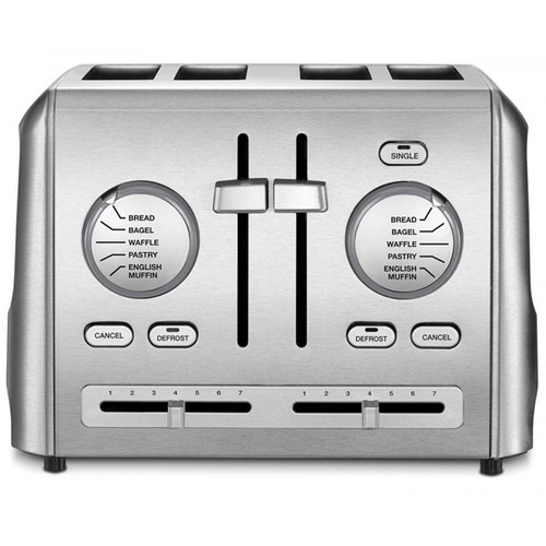 Cuisinart Custom Select 4-Slice Toaster (CPT-640)