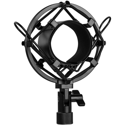 General Metal Microphone Shock Mount for 48mm - 54mm Condenser Microphones - SMC-17BK