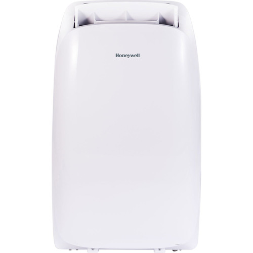 Honeywell HL10CESWW 10,000 BTU Portable Air Conditioner with Remote Control in White/White