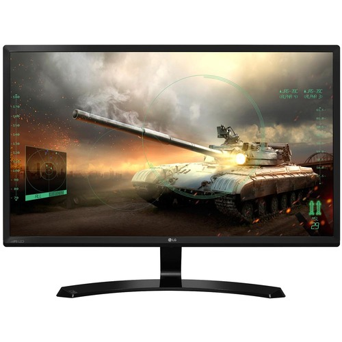 LG 27` Full HD IPS Dual HDMI Gaming Monitor 1920 x 1080 16:9 27MP59HTP