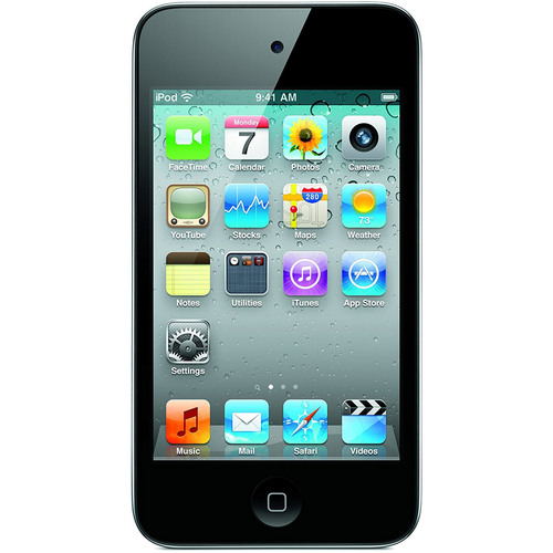 Apple iPod touch 8GB Black (4th Generation) Refurbished
