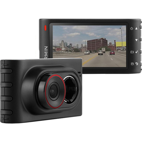 Garmin Dash Cam 35 Standalone HD Driving Recorder with GPS Location Data