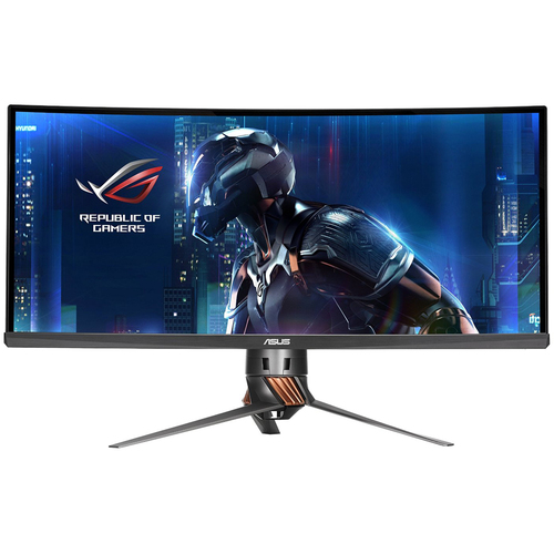 Asus ROG 34-Inch Ultra-wide Quad HD Swift Curved Gaming Monitor (3440x1440) - PG348Q