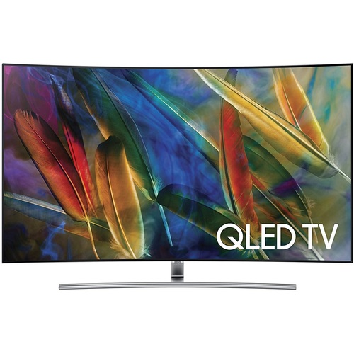 Samsung QN55Q7C Curved 55` 4K Ultra HD Smart QLED TV (2017 Model)