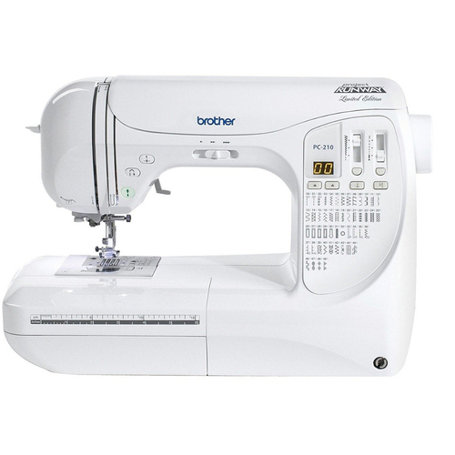 Brother PC210PRW Limited Edition Project Runway Sewing Machine