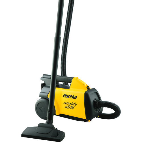 Eureka 3670G Mighty Mite Canister Vacuum - Yellow & Black