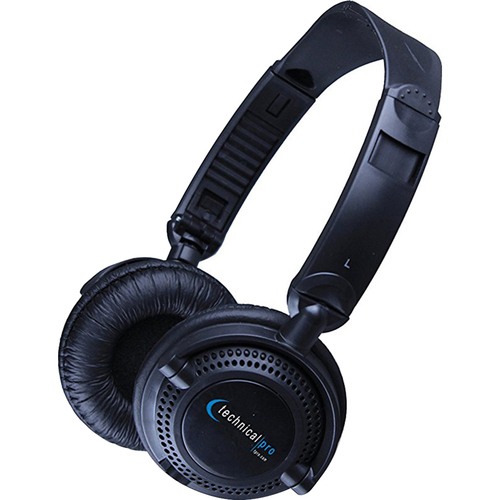 Technical Pro HP23 Professional Swiveling Headphones