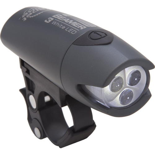 Planet Bike Beamer 3 LED Bicycle Light w// Quick Release