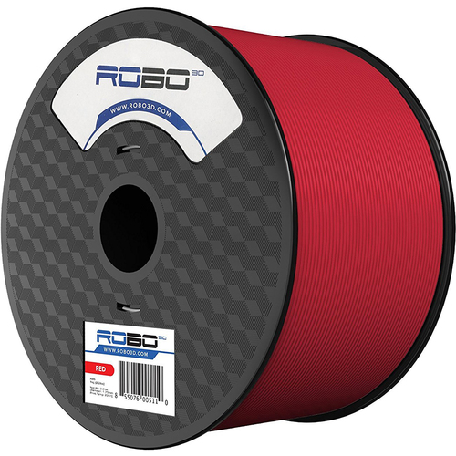 Robo 3D ABS Plastic 1 kg - Red