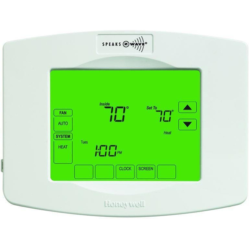 Honeywell Z-Wave Enabled Programmable Thermostat (RTH8580ZW1001)