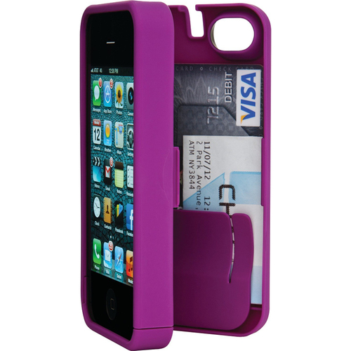 EYN Case for iPhone 4/4S - Purple