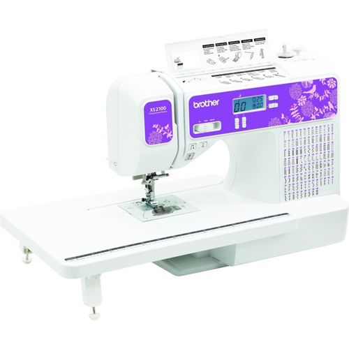 Brother 100 Built-in Stitches Computerized Sewing - XS2100