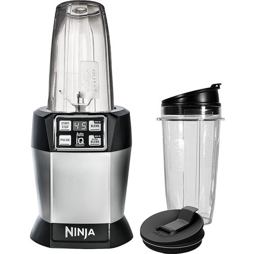 Ninja Auto iQ Blender in Black - BL480D