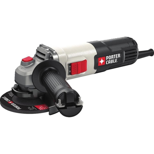 Black & Decker 6.0 Amp 4-1/2` Small Angle Grinder - PCE810