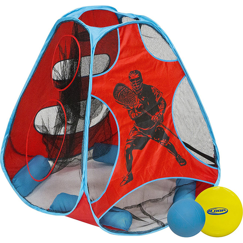 Swimways COOP Hydro 5-in-1 Pool Basketball Game - 34662