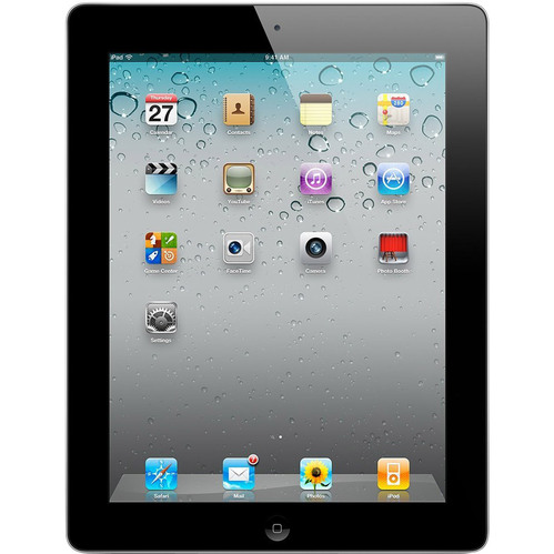 Apple iPad 2 MC770LL/A Tablet (32GB, Wifi, Black) 2nd Generation Refurbished