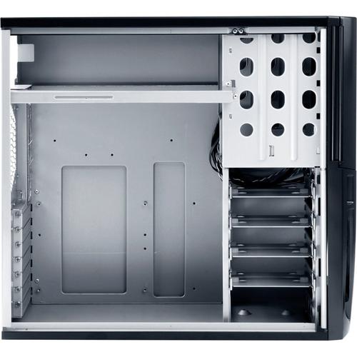 NO POWER SUPPLY Antec Sonata Proto Black ATX Mid Tower PC Case