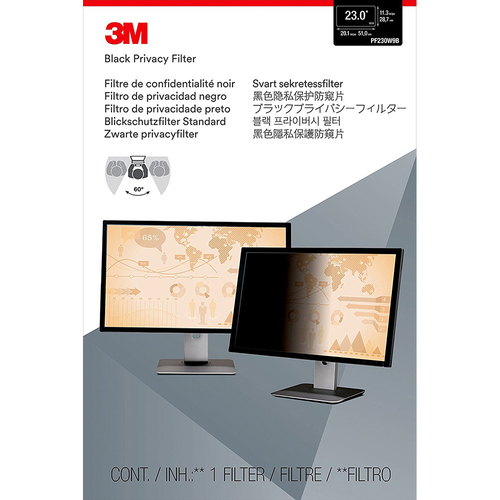 3M 3M 23.0` Privacy Filter