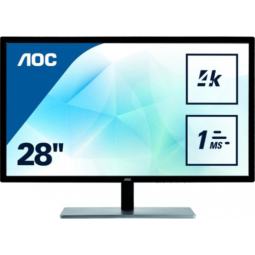 AOC 28` 3840x2160 TFT LED Backligh