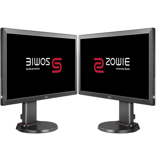 BenQ ZOWIE 24` Console eSports Gaming LED 1080p HD Monitor 2 Pack