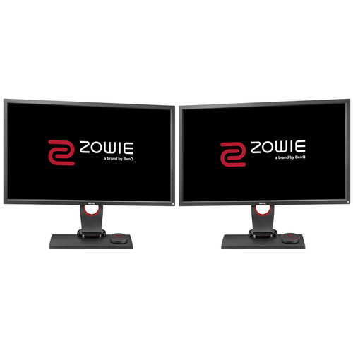 BenQ 2-Pack ZOWIE 27` 1080p LED Full HD 144Hz Gaming Monitor w/ S-Switch