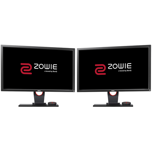 BenQ 2-Pack ZOWIE 24` 1080p LED Full HD 144Hz Monitor w/ S-Switch